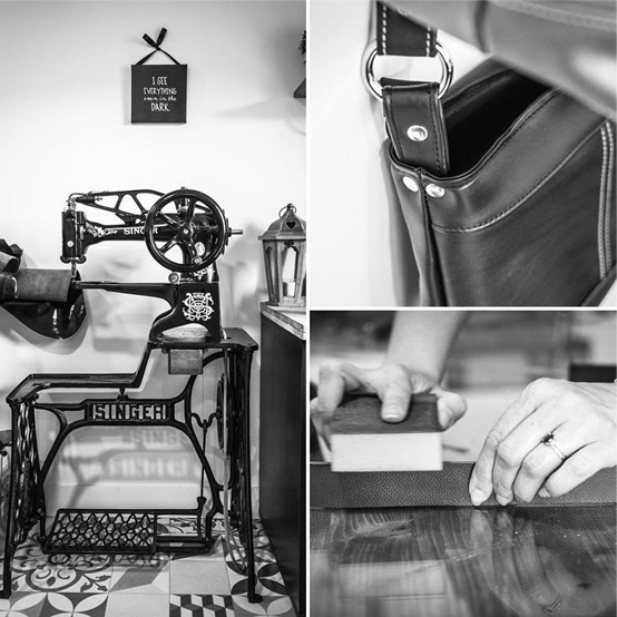 Shooting à l'atelier - © Julien Leplumey